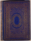 Books:Children's Books, [Color Printing]. The Gem of the Season: A Souvenir from1854. New York: Leavitt & Allen, 1854. First edition. O...