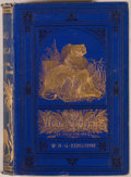Books:Children's Books, W. H. G. Kingston. In the Wilds of Africa. A Tale forBoys. London: Nelson, 1879. First edition. Octavo. 560 pag...