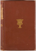 Books:Literature Pre-1900, Harriet Beecher Stowe. Dred. A Tale of the Great Dismal Swamp. Boston: Houghton, Mifflin, 1886. Later edition. O...