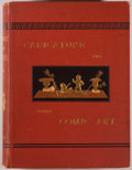 Books:Art & Architecture, James Parton. Caricature and Other Comic Art in All Times and Many Lands. New York: Harper, 1877. First edition. Qua...