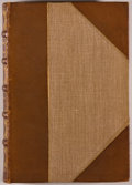 Books:Books about Books, A. Edward Newton. The Amenities of Book-Collecting and Kindred Affections. Boston: Atlantic Monthly, 1918. First edi...