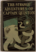 Books:Americana & American History, Captain Quinton. The Strange Adventures of Captain Quinton.New York: Christian Herald, [1912]. First edition. Octav...