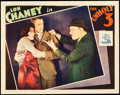 """Movie Posters:Crime, The Unholy Three (MGM, 1930). Lobby Card (11"""" X 14"""").. ..."""