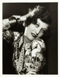 """Joan Crawford in Dream of Love by Ruth Harriet Louise (MGM, 1928). Portrait Photo (10"""" X 13"""")"""