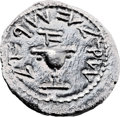 Ancients:Judaea, Ancients: Jewish War (66 - 70 AD). AR shekel (25mm, 13.79g gm,12h)....
