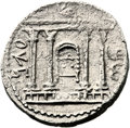 Ancients:Judaea, Ancients: Bar Kokhba Revolt (132 - 135 AD). AR sela (27mm, 13.96gm, 1h). ...