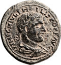 Ancients:Judaea, Ancients: Neapolis, Samaria. Philip I (245 - 249 AD). AE (28mm,12.15 gm, 12h). ...