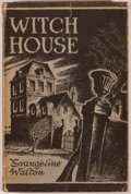 Books:Horror & Supernatural, Evangeline Walton. Witch House. Sauk City: Arkham House, 1945. First edition, one of 3,000 copies. Octavo. 200 pages...