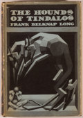Books:Horror & Supernatural, Frank Belknap Long. The Hounds of Tindalos. Sauk City:Arkham House, 1946. First edition, one of 2,500 copies. Octav...