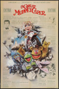 "Movie Posters:Comedy, The Great Muppet Caper (Universal, 1981). One Sheet (27"" X 41""). Comedy.. ..."