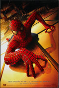 """Movie Posters:Action, Spider-Man (Columbia, 2002). One Sheet (26.5"""" X 40"""") SS Advance.Action.. ..."""