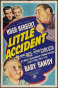 "Movie Posters:Comedy, Little Accident (Universal, 1939). One Sheet (27"" X 41""). Comedy.. ..."
