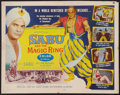 "Movie Posters:Adventure, Sabu and the Magic Ring (Allied Artists, 1957). Half Sheet (22"" X28""). Adventure.. ..."