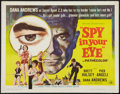"Movie Posters:Adventure, Spy in Your Eye and Other Lot (American International, 1966). HalfSheets (2) (22"" X 28""). Adventure.. ... (Total: 2 Items)"