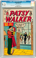 Golden Age (1938-1955):Romance, Patsy Walker #51 (Atlas, 1954) CGC NM- 9.2 Cream to off-whitepages....