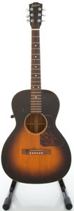 Musical Instruments:Acoustic Guitars, Early 1930's Gibson L-00 Refinished Acoustic Guitar, Serial#5322....