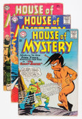 Silver Age (1956-1969):Horror, House of Mystery Group (DC, 1957-66) Condition: Average VG+....(Total: 18 Comic Books)