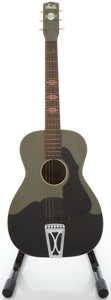Musical Instruments:Acoustic Guitars, Circa 1950's Stella Sundale Acoustic Guitar...