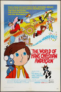 """Movie Posters:Animation, The World of Hans Christian Andersen (United Artists, 1971). OneSheet (27"""" X 41""""). Animation.. ..."""