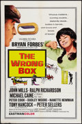 "Movie Posters:Comedy, The Wrong Box (Columbia, 1966). One Sheet (27"" X 41""). Comedy.. ..."
