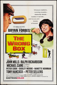 """The Wrong Box (Columbia, 1966). One Sheet (27"""" X 41""""). Comedy"""