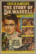 """Movie Posters:War, The Story of Dr. Wassell (Paramount, 1944). One Sheet (27"""" X 41"""").War.. ..."""