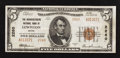 National Bank Notes:Maine, Lewiston, ME - $5 1929 Ty. 2 The Manufacturers NB Ch. # 2260. ...