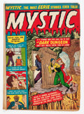 Golden Age (1938-1955):Horror, Mystic #2 (Atlas, 1951) Condition: GD/VG....