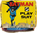 Memorabilia:Superhero, Batman Play Suit Boxed Set (Berwick, 1966)....