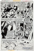 Original Comic Art:Panel Pages, John Byrne and Terry Austin X-Men #112 Page 4 FeaturingMagneto Original Art (Marvel, 1978)....