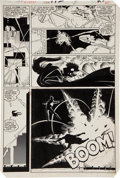Original Comic Art:Panel Pages, Paul Smith and Bob Wiacek X-Men #172 Page 25 Original Art(Marvel, 1983)....