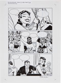 Original Comic Art:Panel Pages, Darwyn Cooke DC: The New Frontier #3 Page 48 Original Art (DC, 2004)....