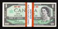 Canadian Currency: , BC-45a $1 1967 Forty-Five Examples. ... (Total: 45 notes)