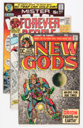 Bronze Age (1970-1979):Miscellaneous, Jack Kirby Box Lot (DC, 1970s) Condition: Average VG....