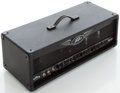 Musical Instruments:Amplifiers, PA, & Effects, Peavey Valve King VK 100 Black Guitar Amplifier, Model#K0488161....