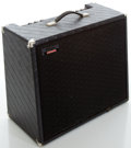 Musical Instruments:Amplifiers, PA, & Effects, Polytone Mini S-15B Black Guitar Amplifier, Serial #P-5 1958....