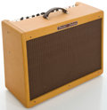 Musical Instruments:Amplifiers, PA, & Effects, Fender Hot Rod Deluxe Tweed Guitar Amplifier, Serial #B-208164....