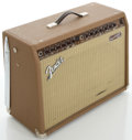 Musical Instruments:Amplifiers, PA, & Effects, Fender Acoustasonic 30 Brown Guitar Amplifier, Serial #M825154....