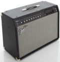 Musical Instruments:Amplifiers, PA, & Effects, Fender Cyber Twin Guitar Amplifier, Serial #M1283052....