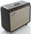 Musical Instruments:Amplifiers, PA, & Effects, Early 1980's Fender Concert Blackface Guitar Amplifier, Serial #F316297....