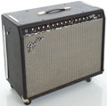 Musical Instruments:Amplifiers, PA, & Effects, Reissue Fender Twin Amp Blackface Guitar Amplifier, Serial#CR-271243....