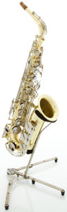 Musical Instruments:Horns & Wind Instruments, Yamaha YAS-23 Brass Alto Saxophone, Serial #178619....