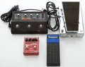 Musical Instruments:Amplifiers, PA, & Effects, Vintage Effect Pedals: SIB, Morley, Roland... (Total: 4 Items)