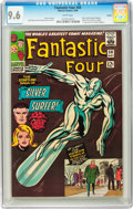 Silver Age (1956-1969):Superhero, Fantastic Four #50 Curator pedigree (Marvel, 1966) CGC NM+ 9.6White pages....