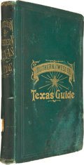 Books:Reference & Bibliography, James L. Rock and W. I. Smith. Southern and Western Texas Guidefor 1878....