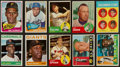 Baseball Cards:Lots, 1960 - 1965 Topps Baseball Collection (46) With Many Stars andHoFers. ...