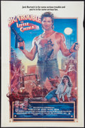 """Movie Posters:Action, Big Trouble in Little China (20th Century Fox, 1986). One Sheet (27"""" X 41""""). Action.. ..."""