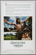 """Movie Posters:Adventure, Greystoke: The Legend of Tarzan, Lord of the Apes (Warner Brothers,1983). One Sheet (27"""" X 41""""). Adventure.. ..."""
