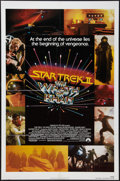 "Movie Posters:Science Fiction, Star Trek II: The Wrath of Khan (Paramount, 1982). One Sheet (27"" X41""). Science Fiction.. ..."