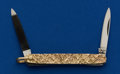Estate Jewelry:Other , Gold Penknife. ...